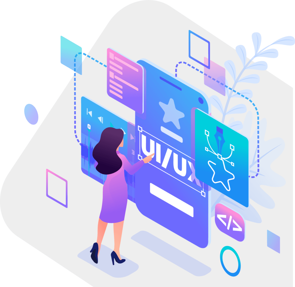 Corporate Website UX Design